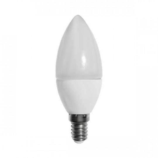 Ampoule LED E14 8,5W Blanc Blanc équivalent à 54W - Blanc Chaud 2700K