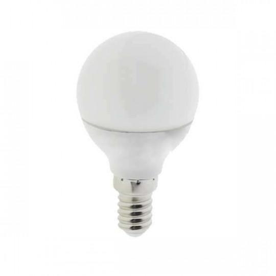 Ampoule LED Dimmable E14 G45 6W  équivalent à 48W - Blanc Naturel 4500K
