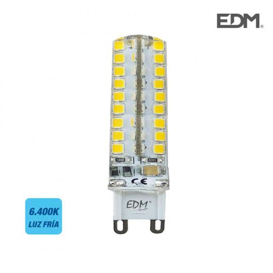 Ampoule LED G9 4,5W équivalent à 35W - Blanc du Jour 6400K