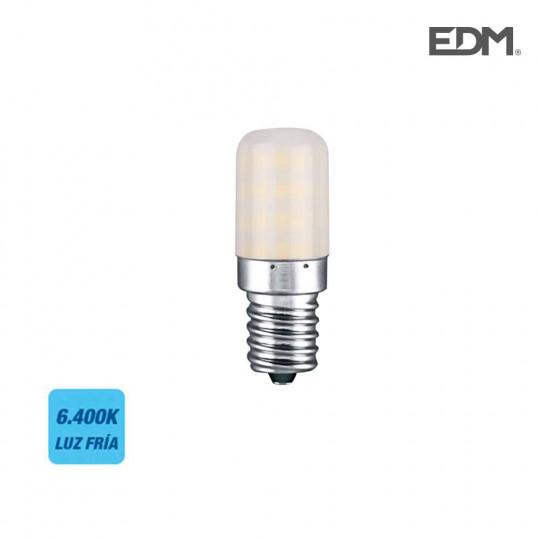 Ampoule LED E14 3W équivalent à 28W - Blanc du Jour 6400K