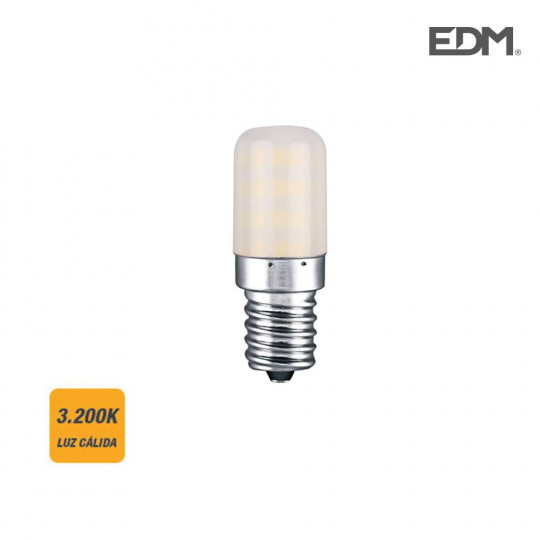 Ampoule LED E14 3W équivalent à 28W - Blanc Chaud 3200K