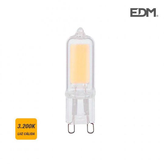 Ampoule LED G9 2W équivalent à 25W - Blanc Chaud 3200K