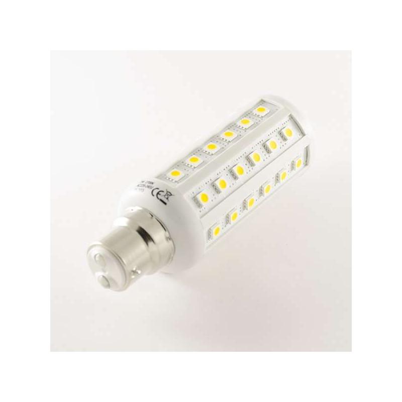 Ampoule LED B22 7W Epi (équivalent 75W)