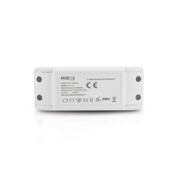 Spot LED Encastrable 5W Éclairage 45W - Blanc Naturel 4000K