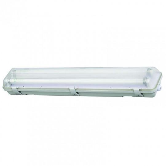 Boitier tube LED T8 étanche2x600mm