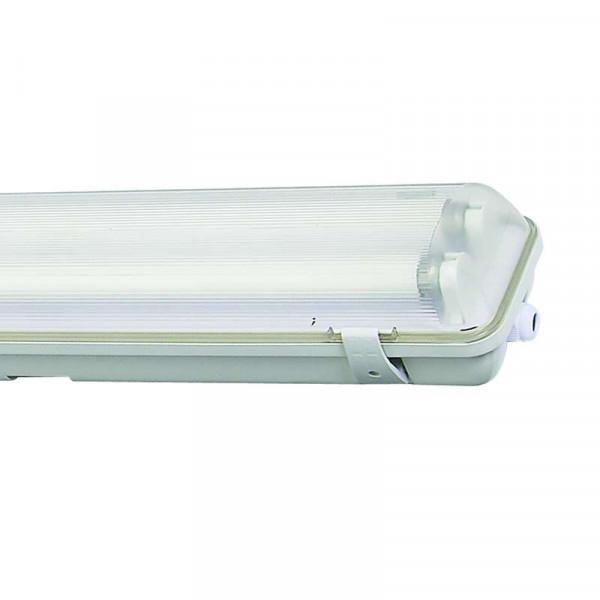 Boitier 2 tubes LED T8 étanche 1500mm