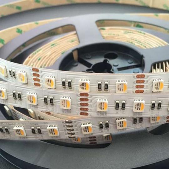 Ruban LED RGB+W 60LED/m 17W/m