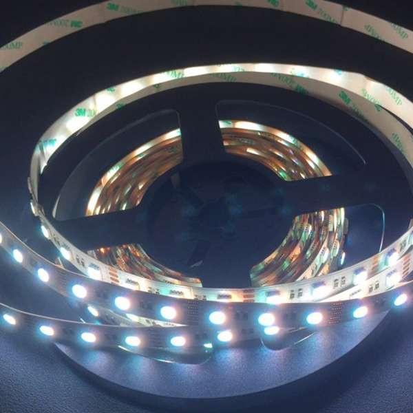 Ruban LED RGB+W 300LED 5m 17W/m