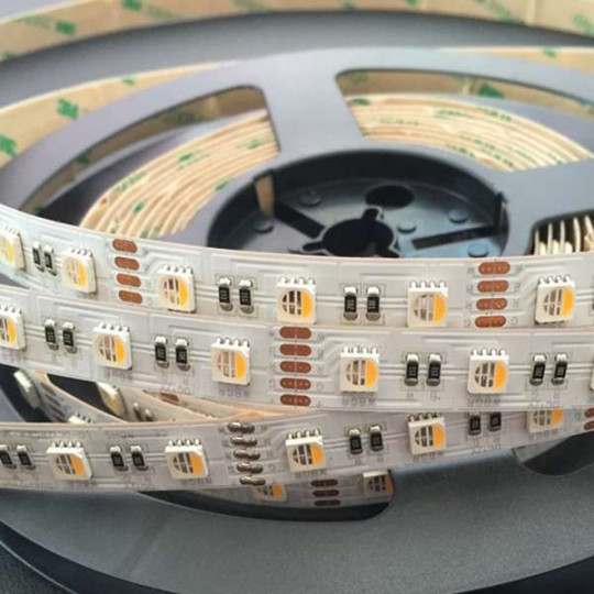 Ruban LED RGB+W 96 LED/m 27W/m