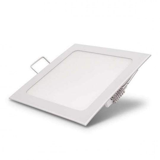 Downlight LED 24W carré 300mmx300mm - Blanc Naturel 4500K
