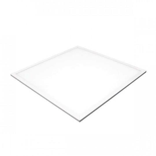 Dalle LED 36W carré 620mmx620mm Blanc - Blanc Naturel 4500K