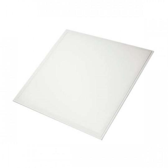 Dalle LED 40W carré 620mmx620mm Blanc - Blanc Chaud 2800K