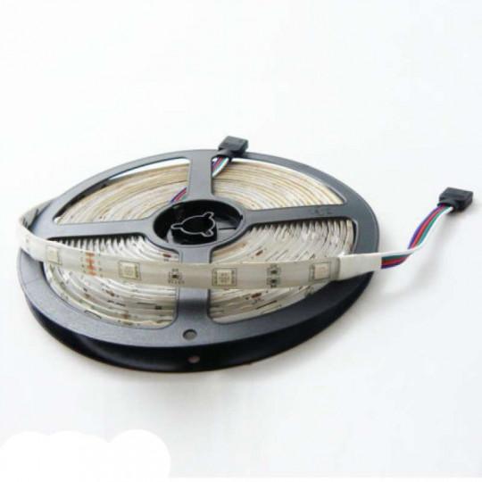 Ruban LED RGB 24V 150 LED 5m 7,2W/m