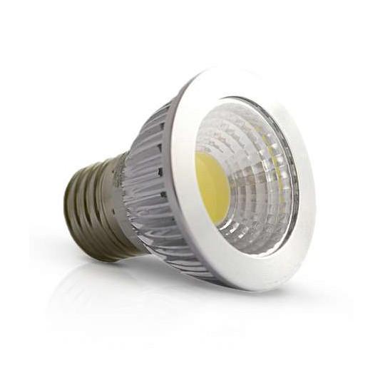 Ampoule E27 spot GU10 5W Dimmable Blanc Chaud 3000K