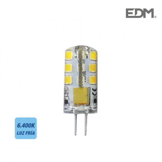 Ampoule LED G4 2W équivalent à 20W - Blanc du Jour 6400K