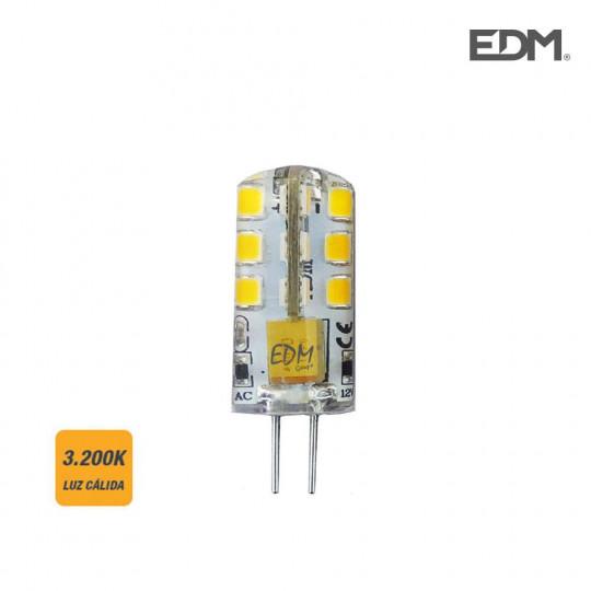 Ampoule LED G4 2W équivalent à 20W - Blanc Chaud 3200K