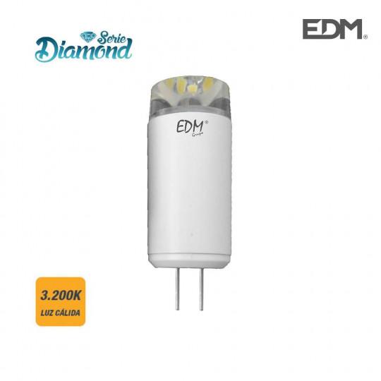 Ampoule LED G4 3,5W équivalent à 29W - Blanc Chaud 3200K