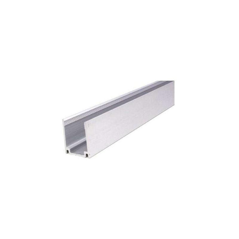 Profilé aluminium pour néon flex 1m