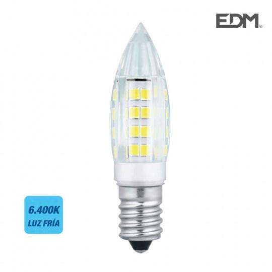 Ampoule LED E14 3W Bougie équivalent à 28W - Blanc du Jour 6400K