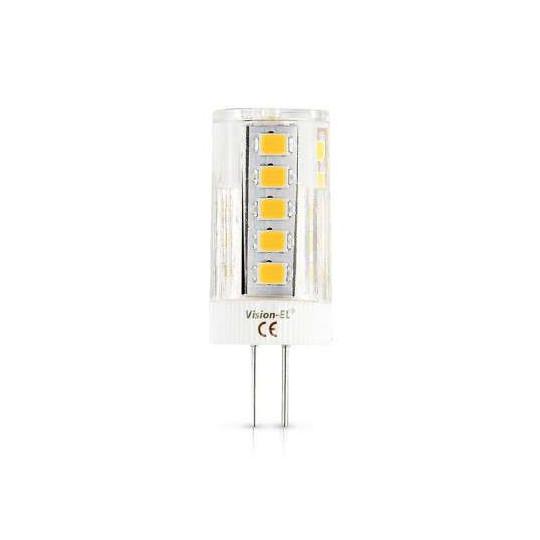 Ampoule G4 LED 3W lumière 20W - Blanc Naturel 4000K