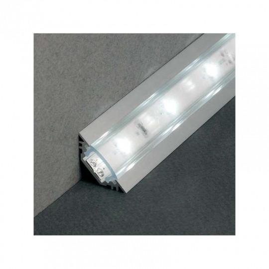 Profilé Aluminium angle 45° 2000mm 2m