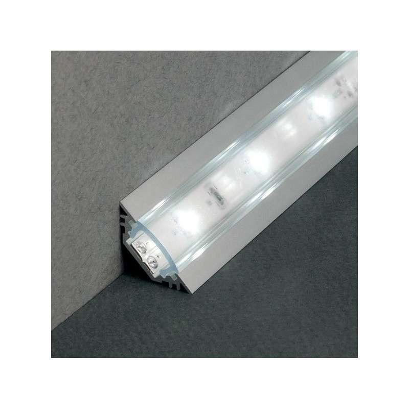 Profilé Aluminium angle 45° 2000mm