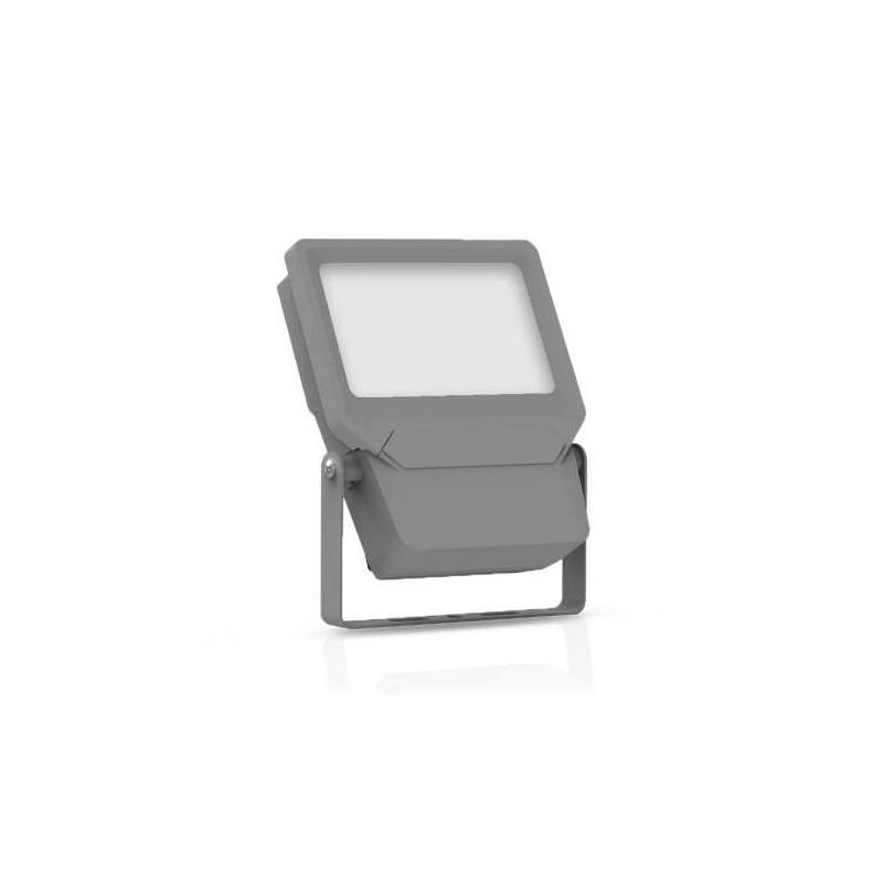 Projecteur LED SMD Plat Gris 10W...