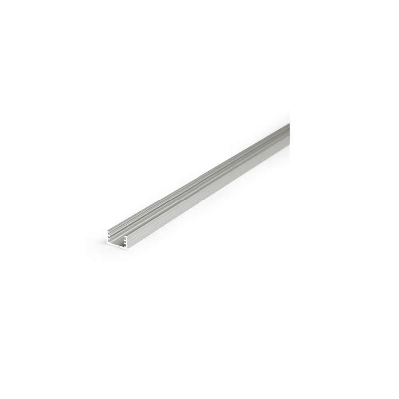 Profilé Fin Aluminium Anodisé 2m pour...
