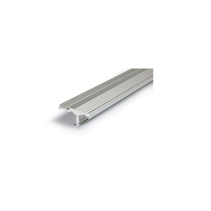 Profilé Marche Aluminium Anodisé 1m