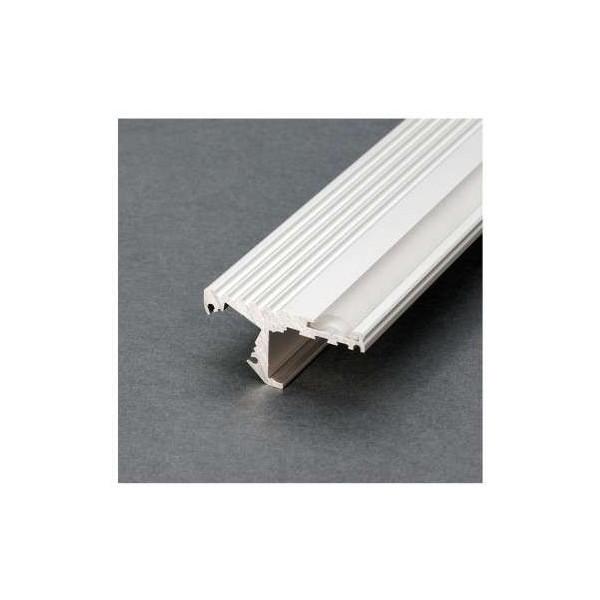 Profilé Marche Aluminium Anodisé 2m