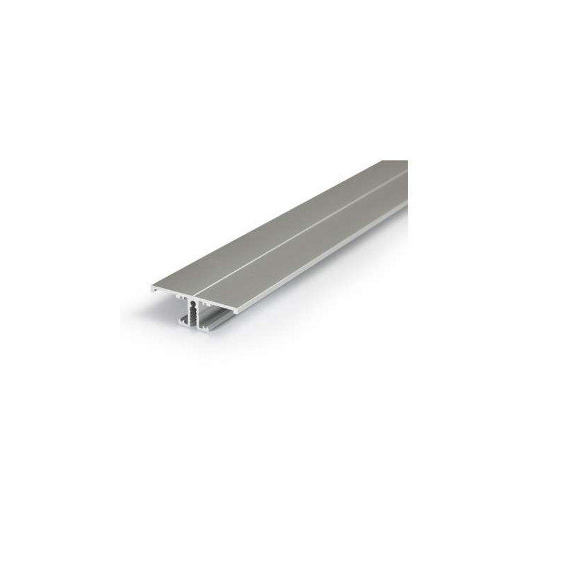 Profilé Arrière Aluminium Anodisé 2m...