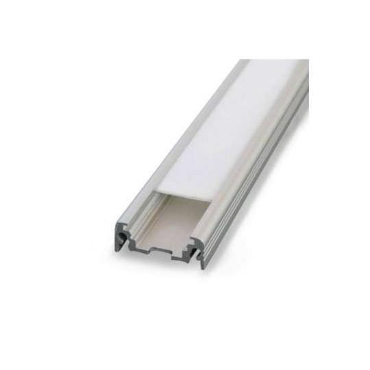 Profilé Plat Aluminium Brut...
