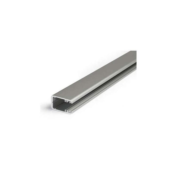 Profilé Glass Line Aluminium Anodisé...