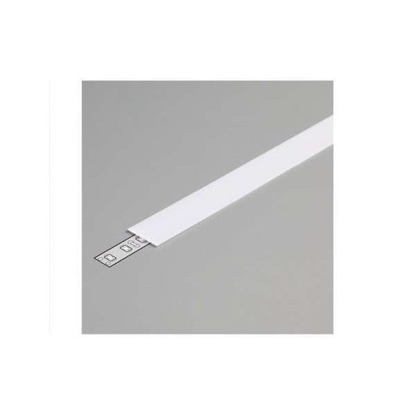 Diffuseur Blanc 1m pour Profilé LED 15,4mm