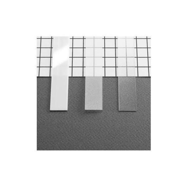 Diffuseur Dépoli 2m pour Profilé LED 15,4mm