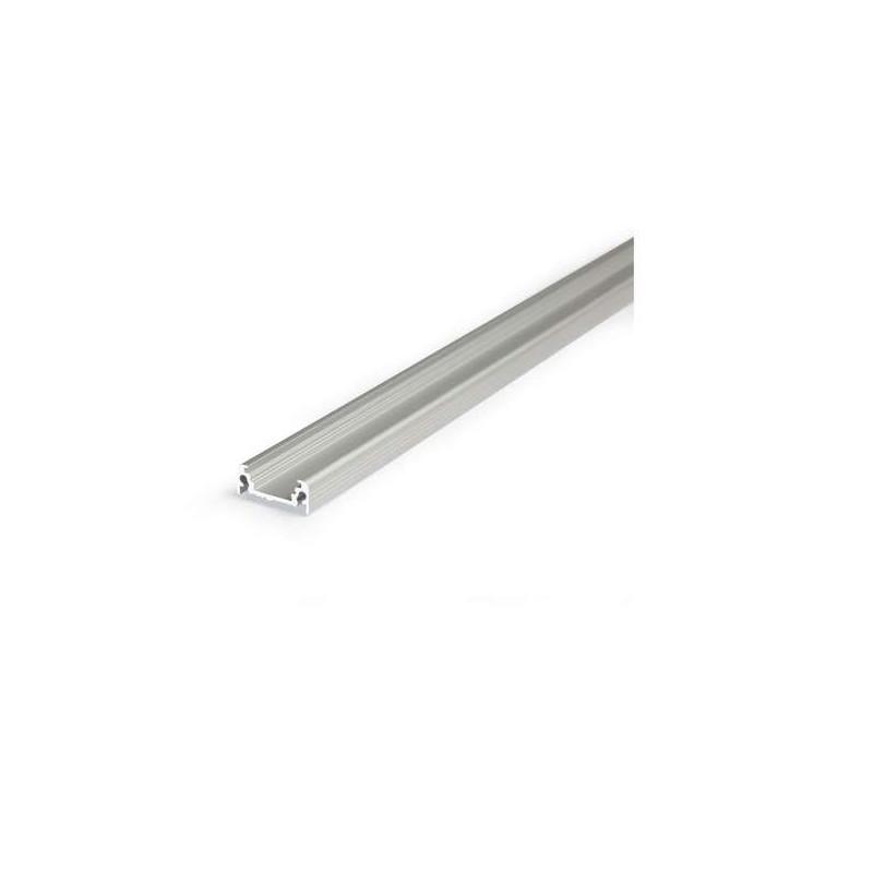 Profilé Plat Aluminium Anodisé 2m...