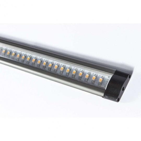 Réglette LED 6W 60cm étanche - Blanc Chaud 2700K