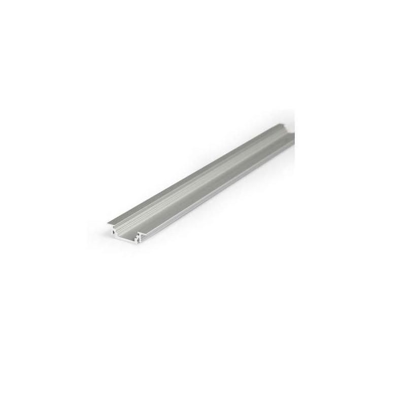 Profilé Rainure Aluminium Anodisé 2m...