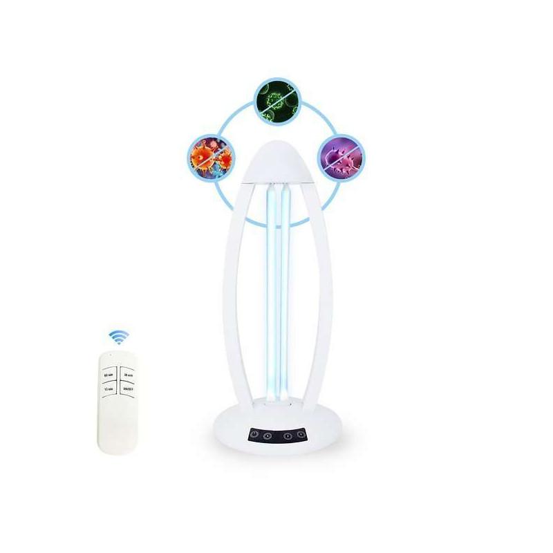 Lampe de Stérilisation UV Blanche 38W
