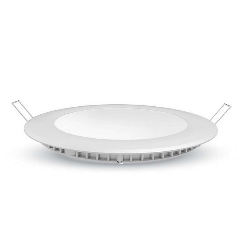 Plafonnier led Rond 6W extra plat (eq 40W)
