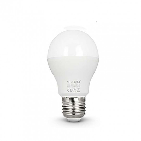Ampoule LED E27 RGB CCT 6W...