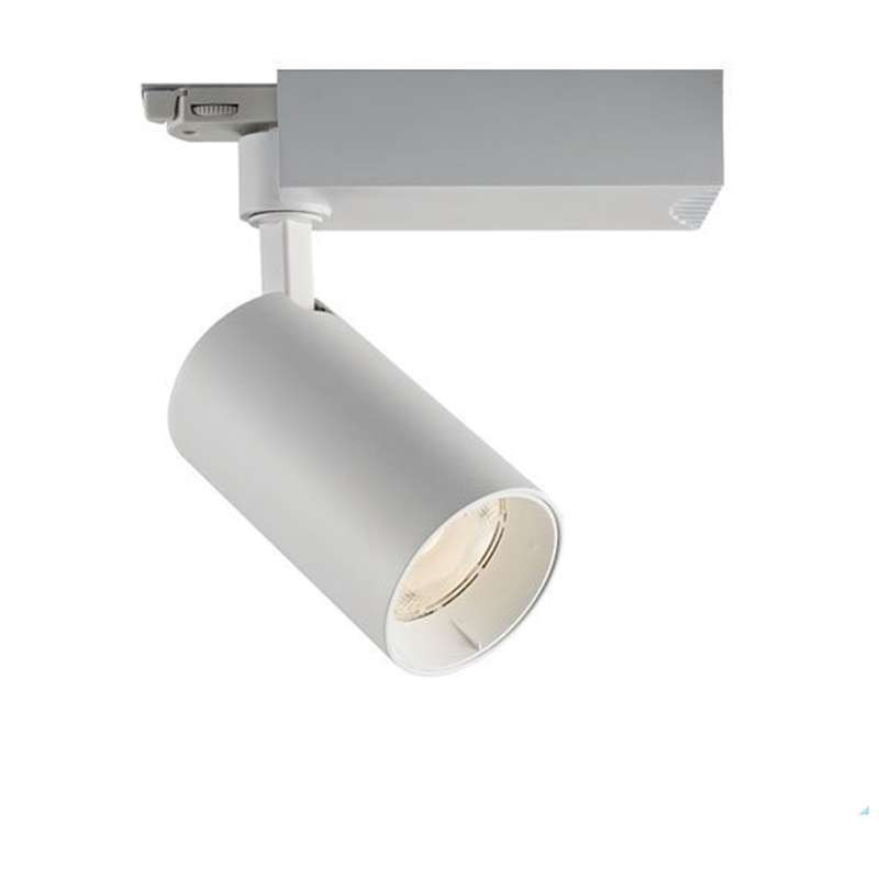 Spot LED Rail 25W COB Blanc 24° 2750...