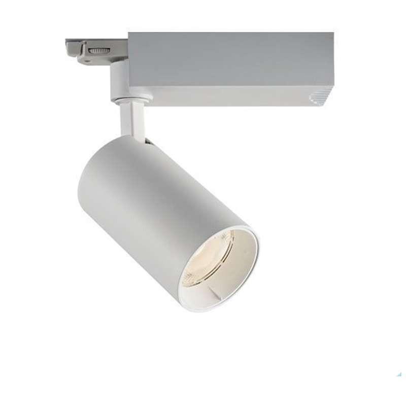 Spot LED sur Rail 35W COB Blanc 24°...