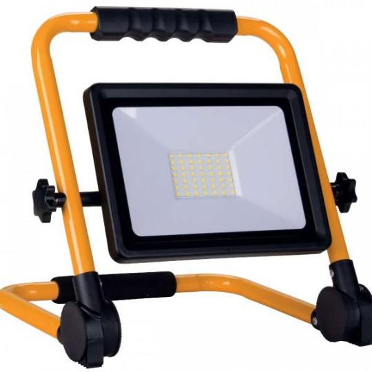 Projecteur de Chantier LED SMD 20W Câble 3m