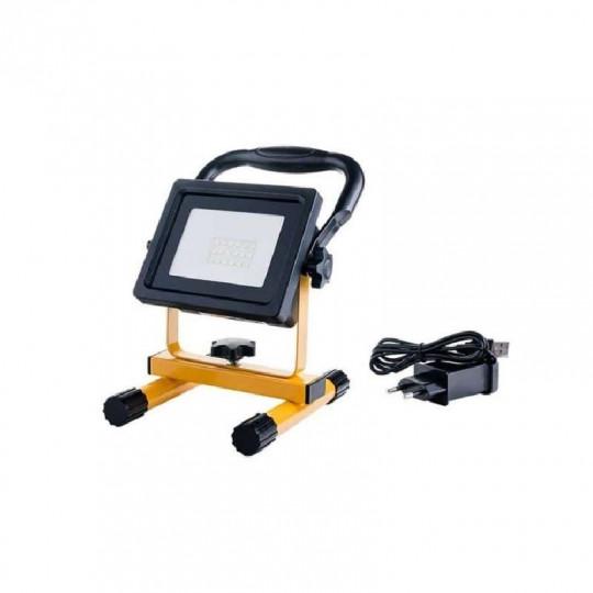 Projecteur Portable LED SMD 20W avec Batterie