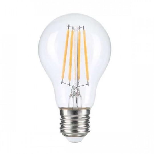 Ampoule LED A60 Filament 8W...