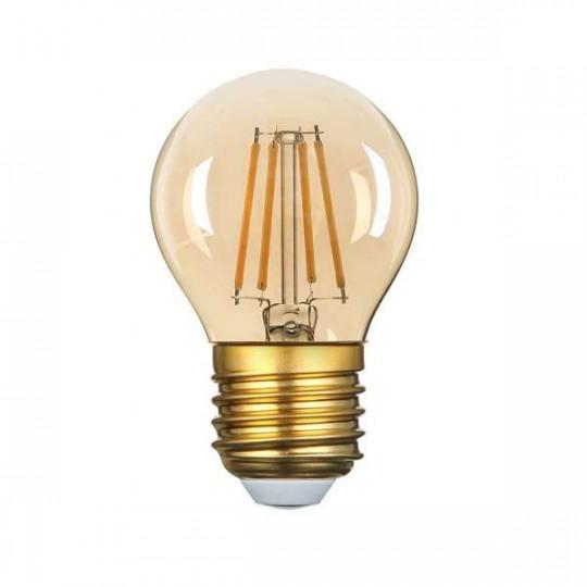 Ampoule LED G45 Filament 4W...