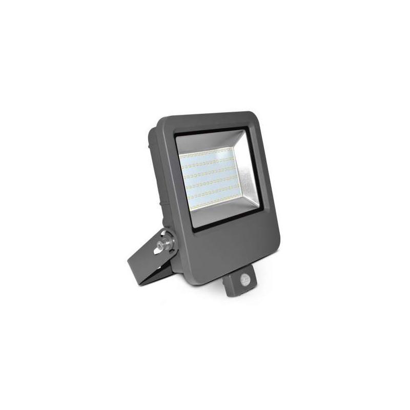 Projecteur LED 80W à Détecteur Gris...