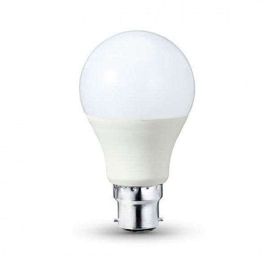 Ampoule LED A60 10W Dimmable B22 Blanc Chaud 2700K