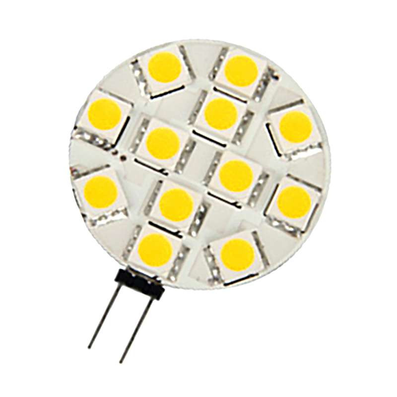 Ampoule led g4 2w plate 12v - Ampoule g4 20w ...